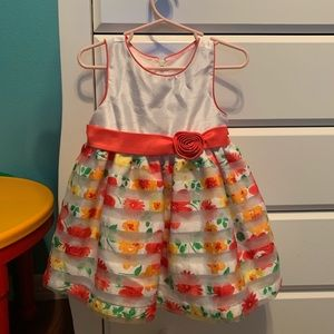 24 month America princess dress.  Never worn.